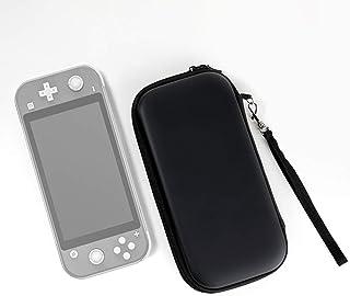 Toys&Hobbies i12 Portable EVA Storage Bag Handbag Protective Box for Nintendo Switch Lite (Black) (Color : Black)