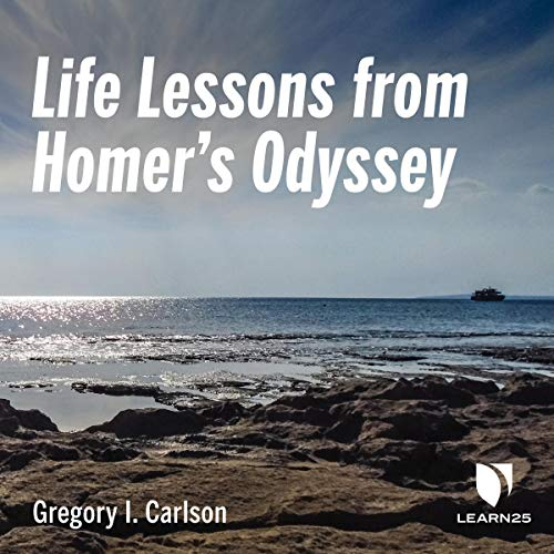 Life Lessons from Homer's Odyssey copertina