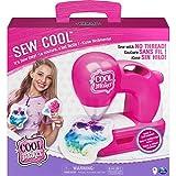 Cool Maker 6058340 Sew Cool Kinder-Nähmaschine für Nähen ohne Faden