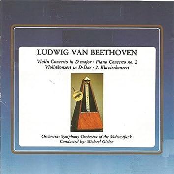 Ludwig van Beethoven - Violin Concerto - Piano Concerto