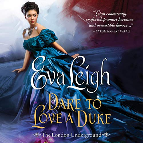 Dare to Love a Duke audiobook cover art