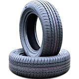 Set of 2 (TWO) Fullway PC368 All-Season Performance Radial Tires-205/65R15 205/65/15 205/65-15 94H Load Range SL 4-Ply BSW Black Side Wall