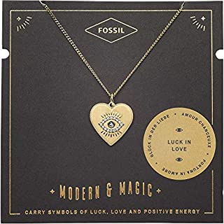 Fossil Femme Collier JF03243710