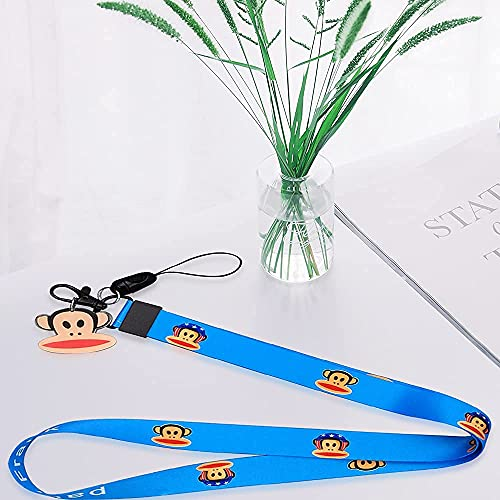 Paul Frank Lanyard for Key,Blue Red…