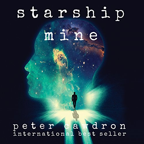 Starship Mine audiobook cover art