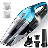 Best Bug Vacuums - Holife Handheld Vacuum Cordless Cleaner Rechargeable, 14.8V Portable Review