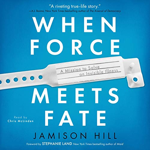 When Force Meets Fate Audiobook By Jamison Hill cover art