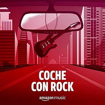 Coche con Rock