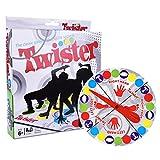 IWILCS Twister Gioco in Scatola, Tappetino da Gioco per Bambini, Gioco di società, Giochi di abilità per Bambini e Adulti, Coperta per Giochi da Tavolo