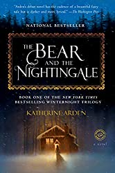 Book Gifts for Bear Lovers The Bear and the Nightengale
