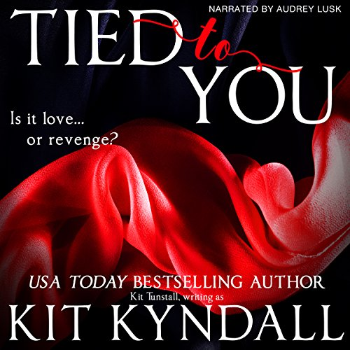 Tied to You audiobook cover art