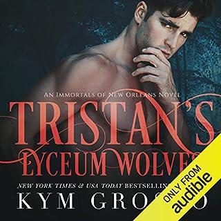 Tristan's Lyceum Wolves audiobook cover art