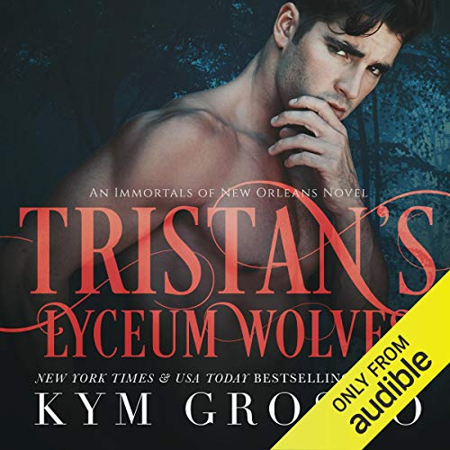 Tristan's Lyceum Wolves cover art