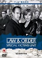 Law And Order Special Victims Unit - Series 5