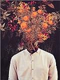 Poster 30 x 40 cm: Blühen von Frank Moth - hochwertiger