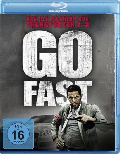 Go Fast [Blu-ray]
