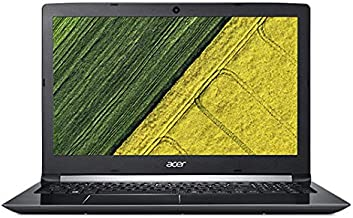 "Acer Aspire 5 15.6"" Full HD(1920x1080) Display, 7th Gen Intel Core i3-7100U, 8GB DDR4 SDRAM, 1TB HDD, Windows 10 Home 64-B..."