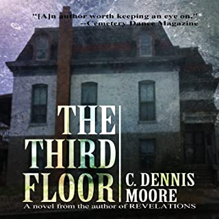 The Third Floor audiobook cover art