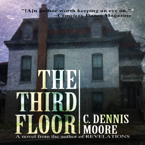 The Third Floor audiobook cover art