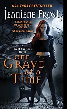 One Grave at a Time  A Night Huntress Novel