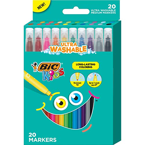 BIC Medium Point Coloring Markers