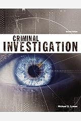 Criminal Investigation (Justice Series) (2nd Edition) Paperback