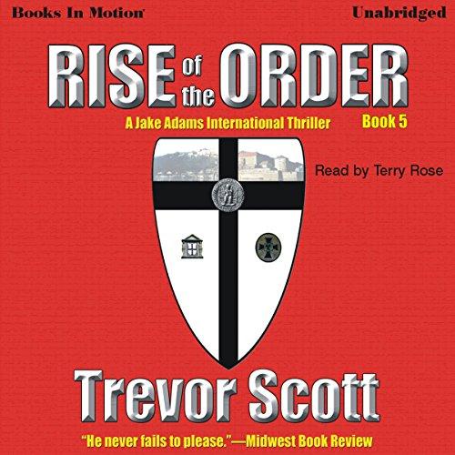 Couverture de Rise of the Order