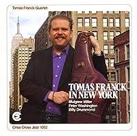 Tomas Franck in New York