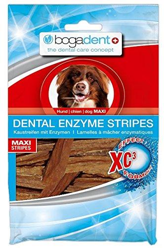 Bogadent Dental Enzyme Stripes Maxi Hund 100 g, 4er Pack (4 x 100 g)