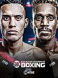 Showtime Championship Boxing: Benavidez vs. Ellis