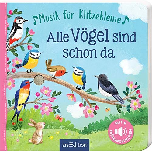 Musik für Klitzekleine - Alle Vögel sind schon da: Frühlingslieder