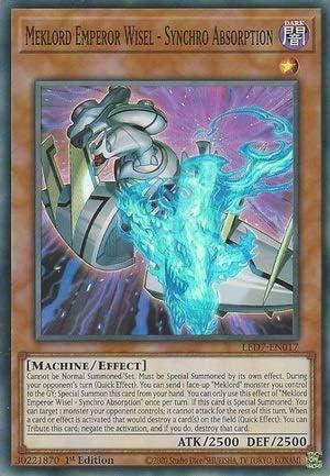 Rage Of RA Ultra Rare Meklord Astro Dragon Triskelion Yu-Gi-Oh