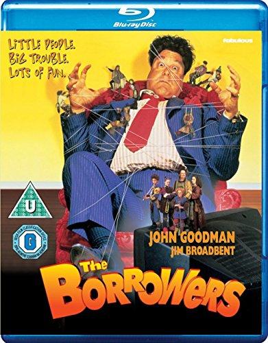 The Borrowers [Blu-ray] [Reino Unido]