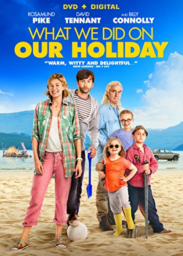 What We Did On Our Holiday [DVD + Digital]