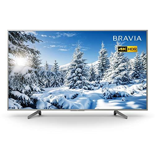 Sony BRAVIA KD65XG70 65-inch LED 4K HDR Ultra HD Smart TV - Silver