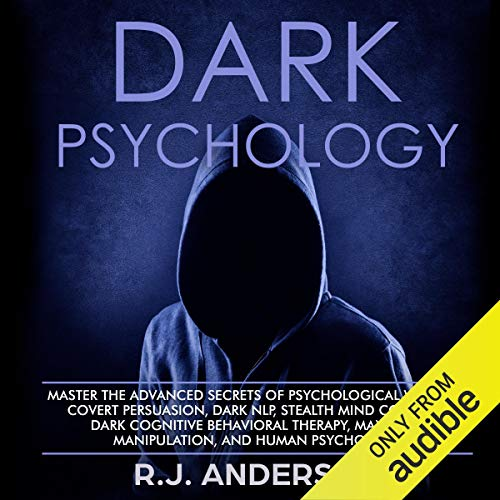 Couverture de Dark Psychology