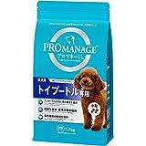 プロマネージ ドッグフード 成犬用 トイプードル専用 1.7kg