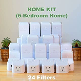 Greenwave Dirty Electricity Filters: 5 Bedroom Home Kit (24 filters)