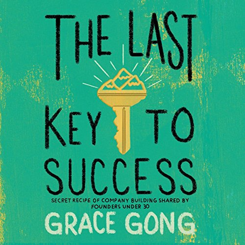 The Last Key to Success audiobook cover art