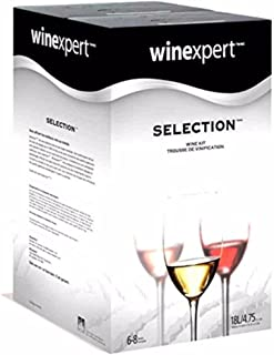 Home Brew Ohio Selection International Italian Pinot Grigio Wine Ingredient Kit