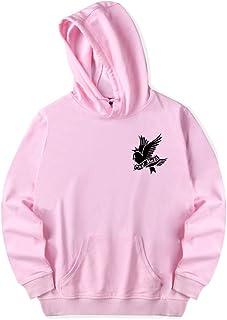TISEA Unisex Sweatshirt Casual Pullover Hip Hop Rapper Hoodies