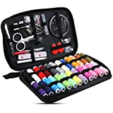 KIT DE COSTURA, HJZ Accesorios de Costura-24 Colores para Kit de Costura