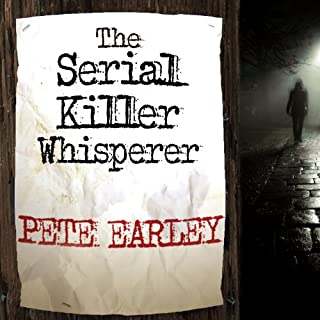 The Serial Killer Whisperer audiobook cover art
