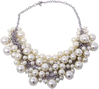 Best pearl bauble necklace Reviews