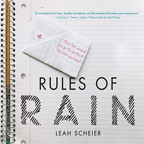 Rules of Rain audiobook cover art