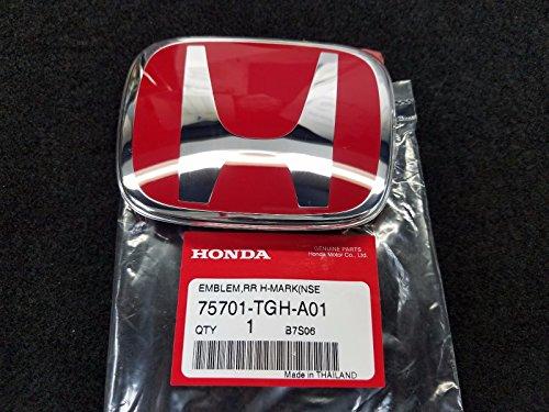 06 rsx honda emblem - 9