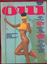 OUI for the Man of the Worlds Adult Magazine 1975 August Oregon & Marijuana