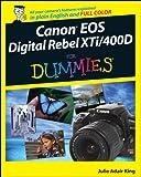 Canon EOS Digital Rebel XTi / 400D For Dummies (English Edition)