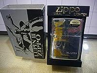Zippoジッポ ルパン三世シリーズ 限定品 №11553ルパン1996年製・/管理:MM359
