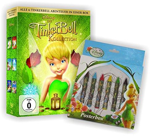 Die Tinkerbell Kollektion + Tinkerbell Posterbox